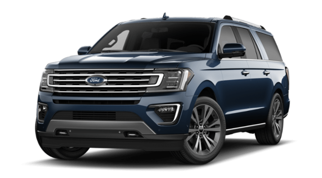 New 2020 Ford Expedition Limited MAX SUV for sale in Seneca, PA